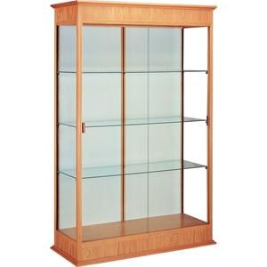 Floor Display Cases Put All My Cool Action Figures Collectibles In Model Display Cases Display Case Diy Display