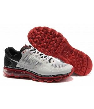 Nike Air Max Trainer 13 Breathe Mp Men Shoes In Red Black White For Sale New Year Deals