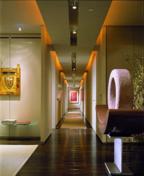 Drop Ceiling Lighting Options Home Improvement Advice Deckenarchitektur Abgehangte Decke Design Korridor Design