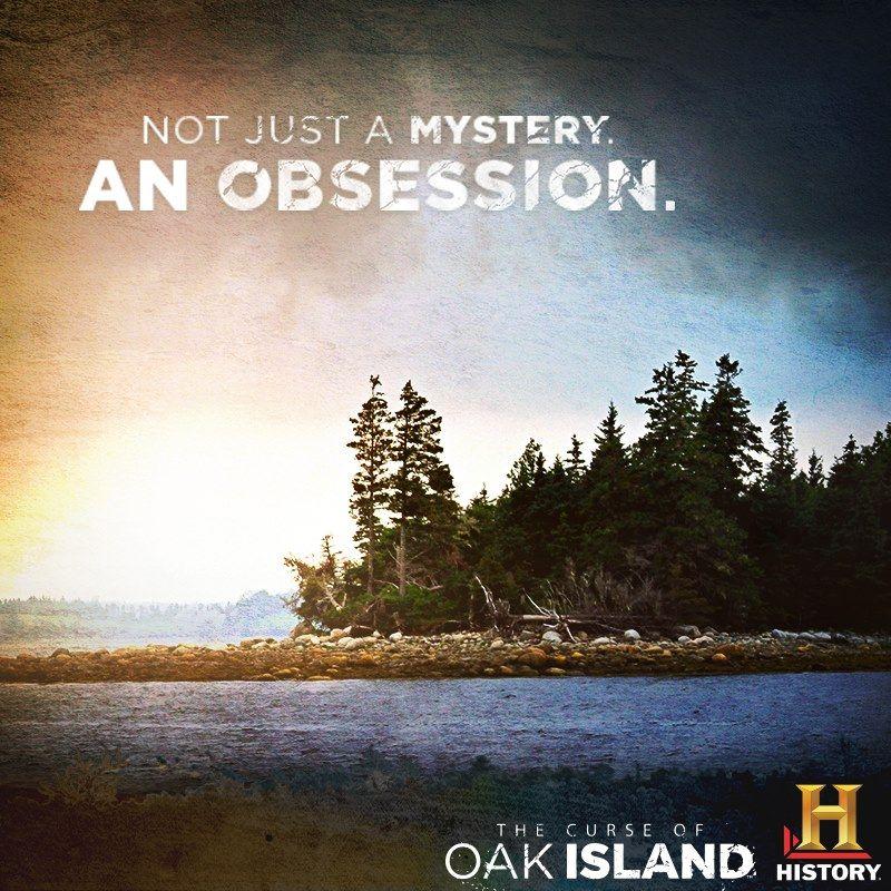Tv Shows The Curse Of Oak Island Se