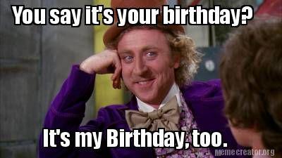 Funny It S My Birthday Meme : Fat asian kid memes quickmeme