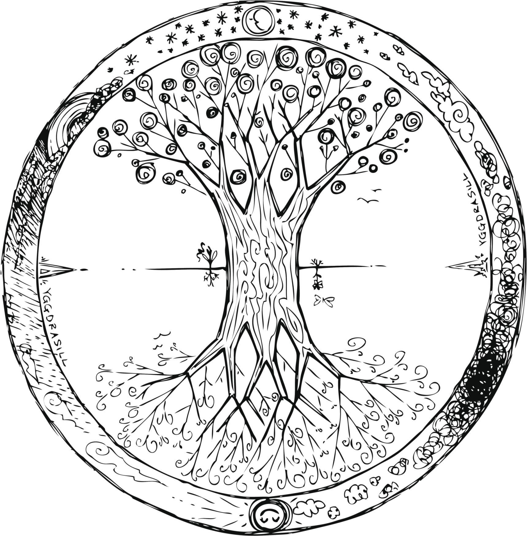 Mandalas para colorear, meditacion | Cordillera, Meditación y Mandalas