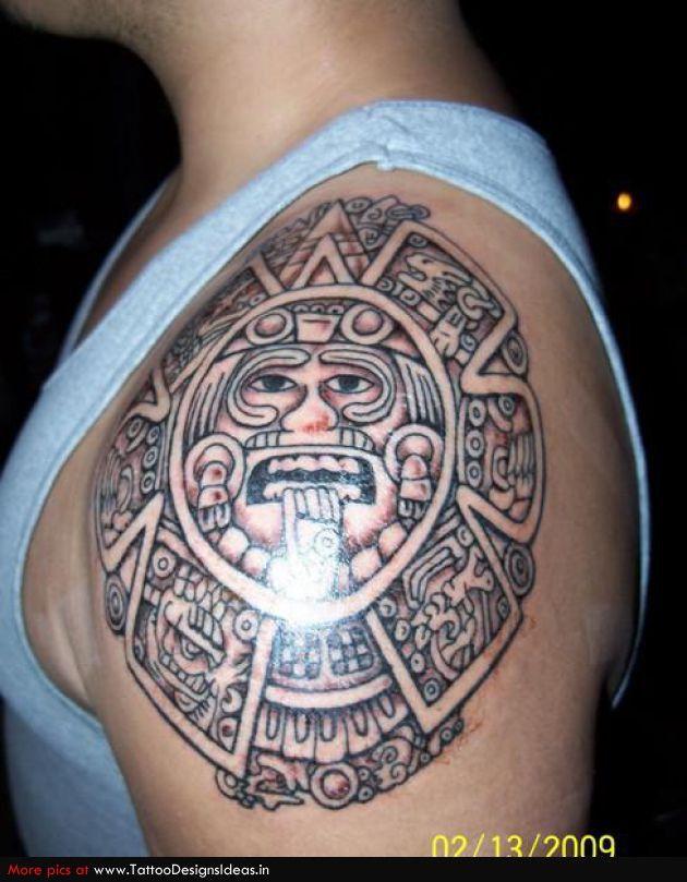 Aztec Bands Tattoos : aztec, bands, tattoos, Aztec, Tattoo, Designs, Ideas, Tattoo,, Designs,
