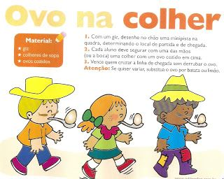 44ccd633ab BRINCADEIRAS PARA FESTA JUNINA | Cantinho do Educador Infantil | São ...
