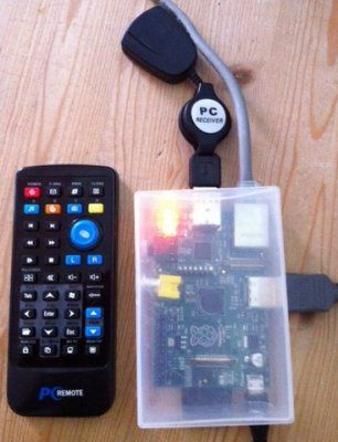 Raspberry Pi as a media player | Arduino Processing Unity Kinect