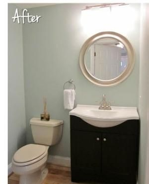 Rainwashed By Sherwin Williams Bathroom Paint Color By Cristina Popular Bathroom Colors Bathroom Paint Colors Bathroom Paint Colors Sherwin Williams