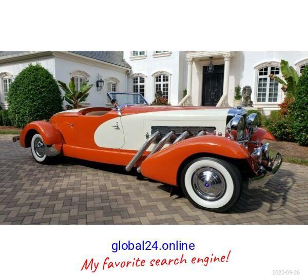 1933 Duesenberg II Boattail #forsale #1933 #Duesenberg #Boattail