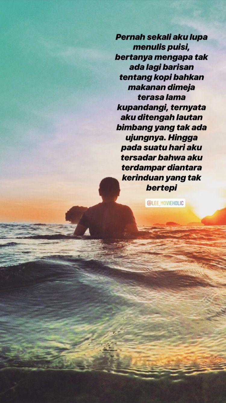 Lautan Dan Senja Lautan