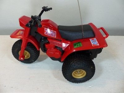 atc rc three wheeler | RC Radio Controlled Honda ATC 250R Dust Runner 3 Wheeler Motorcycle 1 ...