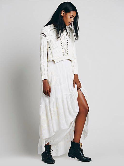 Free People Celestial Breeze Skirt, $69.95