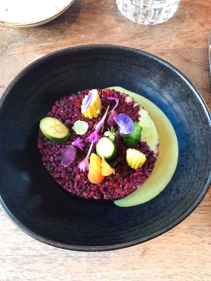 Beetroot regional couscous salad Food, Organic