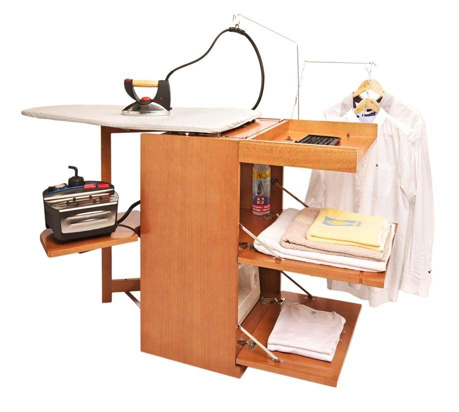 Mueble plancha steam natura descripci n lavanderia laundry pinterest tabla de planchar - Mueble tabla de planchar ikea ...