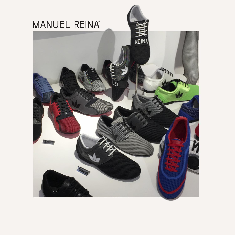 Manuel Reina New Rox Fuxia Chico y Chica Dance Sneaker Zapatilla de Baile con Suela de Goma Partida