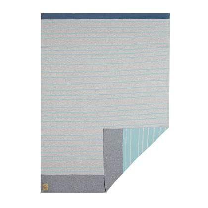 Lässig Little Stripes Knitted Deken 100 x 75 cm in 2019