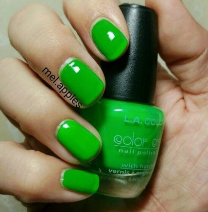 nails green white ring finger 60 ideas nails with
