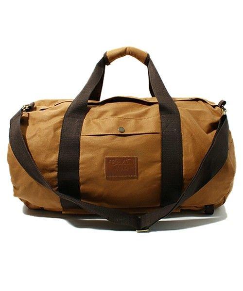 BEAMSの【BRIXTON / BIX BY duffle bag】です。こちらの商品はBEAMS Online Shopにて通販購入可能です。