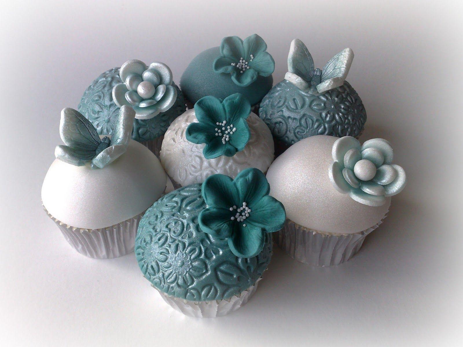 wedding cupcakes | Especial Casamento: cupcakes são a nova sensação! | Blog Clube do ...
