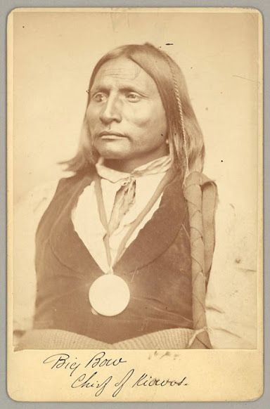 BIG BOW (Zepko-Ette), Kiowa (1867)