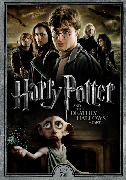 Harry Potter And The Deathly Hallows Part I 2010 For Rent On Dvd And Blu Ray Dvd Netflix In 2020 Deathly Hallows Part 1 Harry Potter Harry Potter Movies