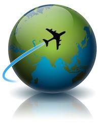 Best flight option for round world