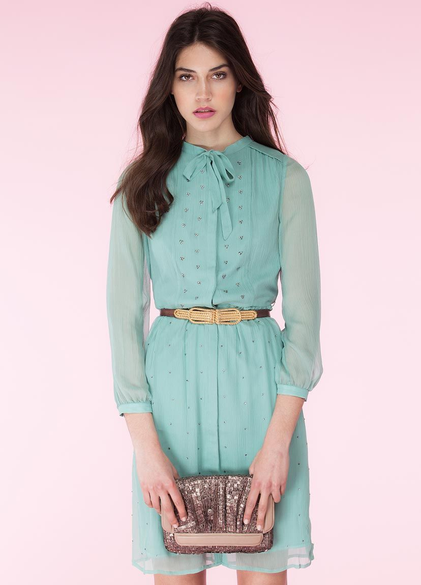 Fashion style Intropia hoss spring summer pre-collection for woman