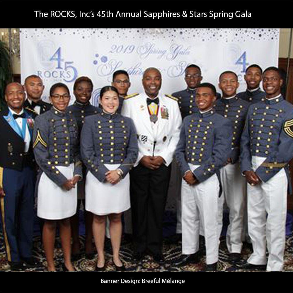 The ROCKS 45th Annual Spring Gala Sapphires & Stars