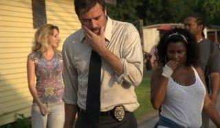 Jeffrey Dean Morgan en Samantha Beaulieu in Texas Killing Fields