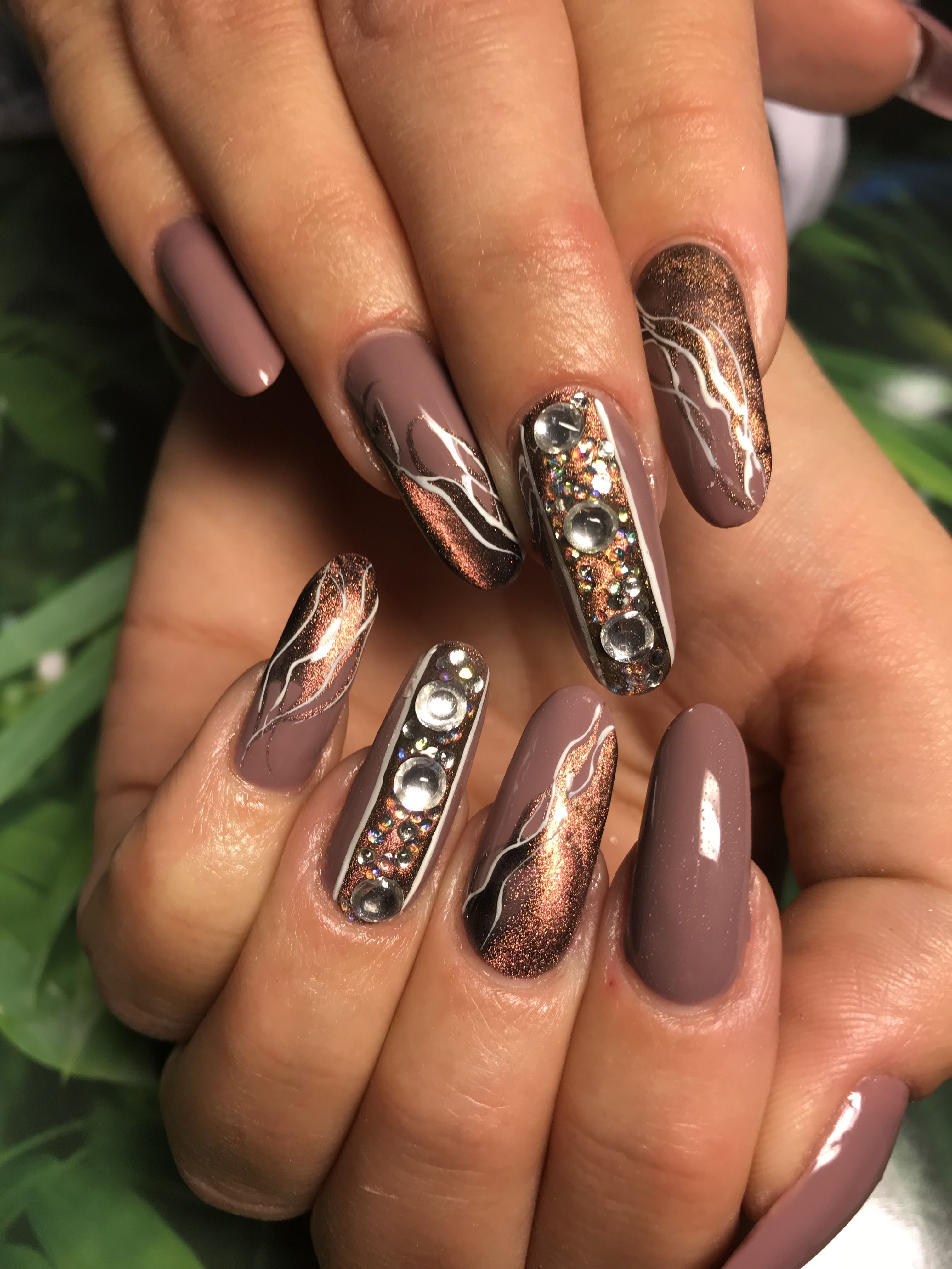Pin by April Mckenzie on Fall Nail Ideas | Pinterest