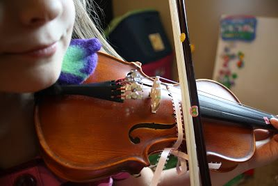A Treble Maker: Straight bows with a bow   orchestra games