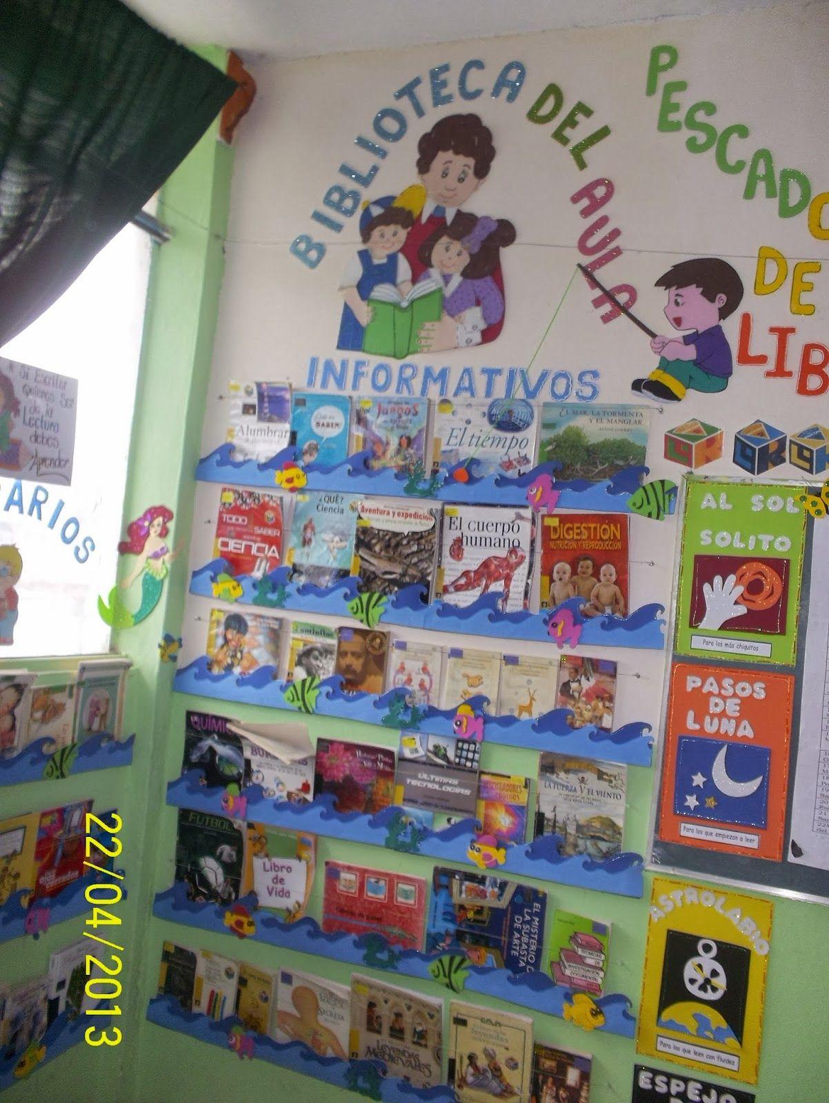 Resultado de imagen para aulas de clases decoradas aula for Decoracion aula primaria