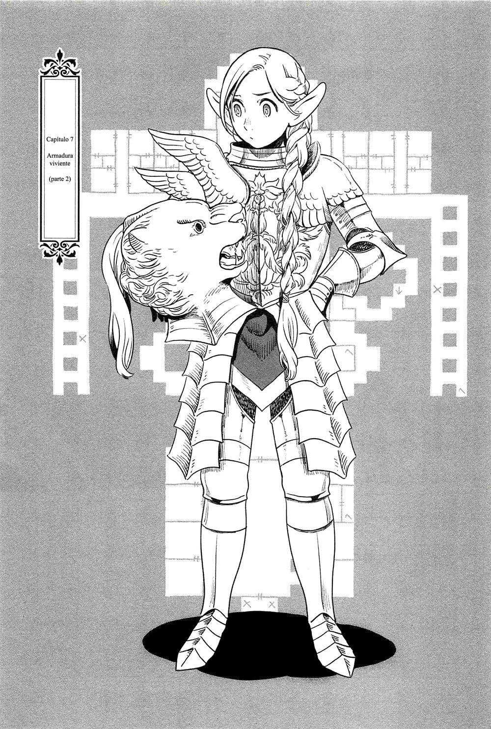 Dungeon Meshi 7.00 por Mangas para el tercer mundo