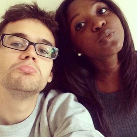 love is color blind #love #romance #relationship #relationshipgoals #cute #couple #cutecouple…