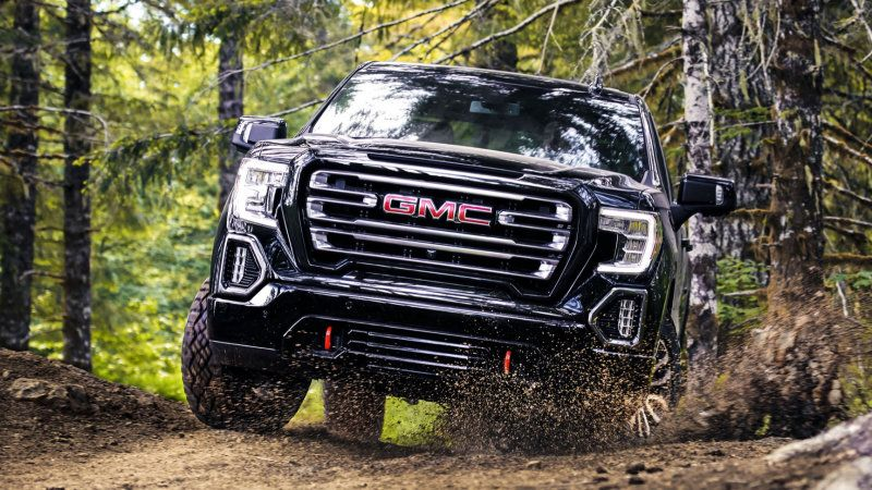 2019 Gmc Sierra At4 Driving Impressions And Review Gmc Trucks