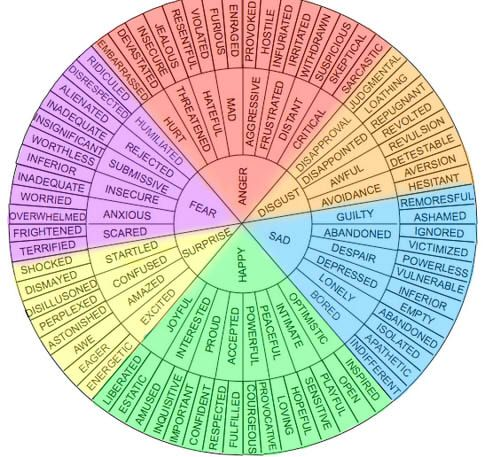 This Wheel Of Emotion Words Could Be A Useful Resource For Your  This Wheel Of Emotion Words Could Be A Useful Resource For Your Literacy  Lessons Being Helpful On Tumblr By Wolfwarriordeviantartcom On  Deviantart Essays For High School Students also Science Technology Essay  Essay Proposal Template