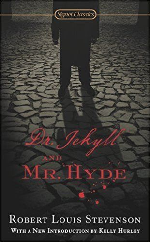 Dr. Jekyll and Mr. Hyde (Signet Classics) by Stevenson, Robert Louis (2012) Mass Market Paperback: Robert Louis Stevenson: Amazon.com: Books