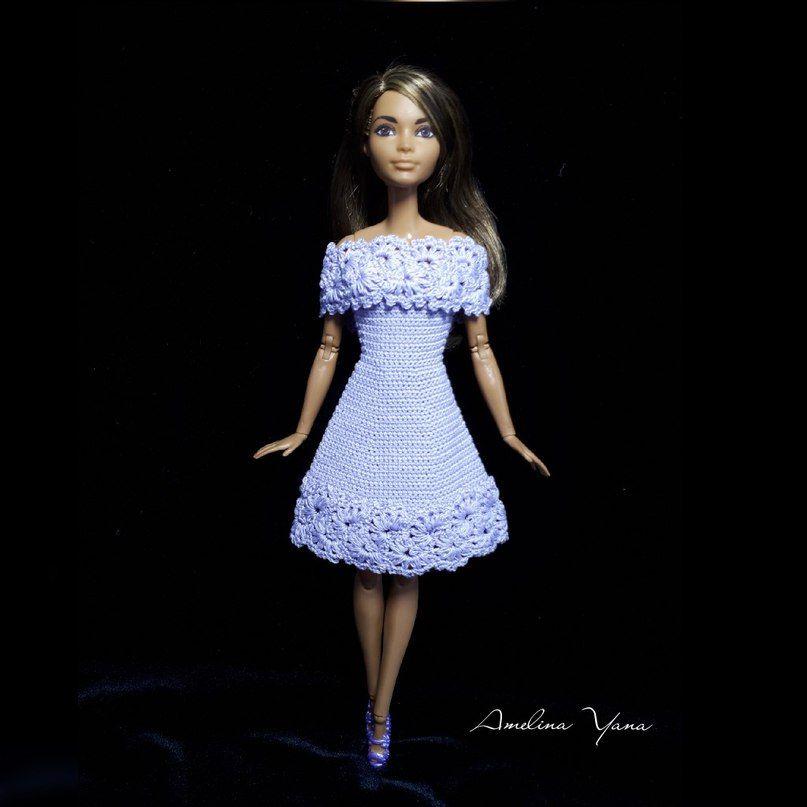 Фотографии Наряды для Барби/Barbie Fashion