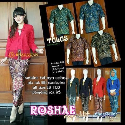 Grosir Baju Batik Betawi 82d2a307dc