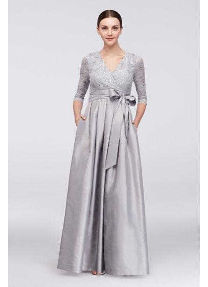 a4b4a89c3 Long Ballgown 3 4 Sleeves Formal Dresses Dress - Jessica Howard