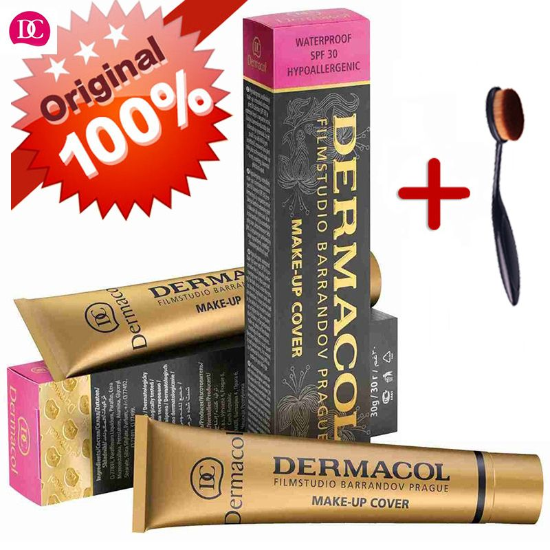Dermacol Brand High Quality Concealer Liquid Foundation