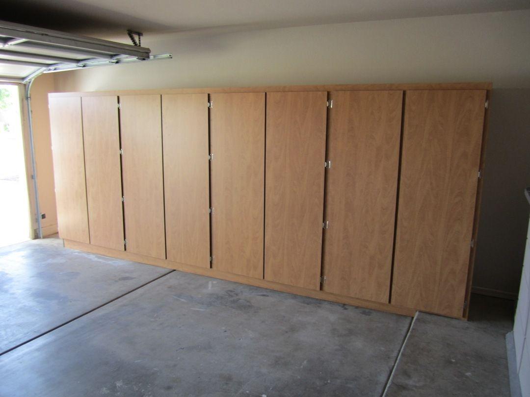 Storage Cabinet With Doors Garage Garage Storage Cabinets