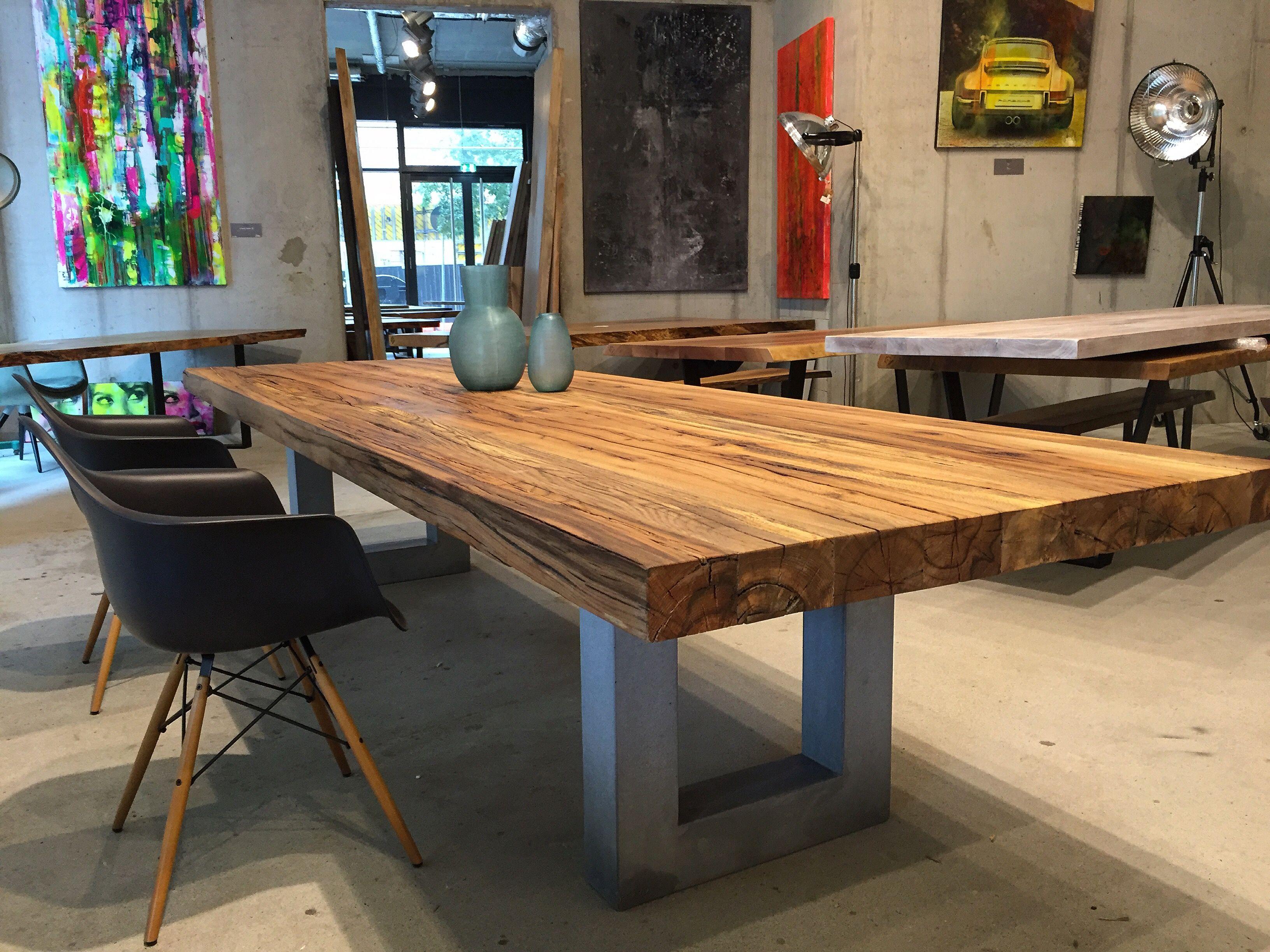 Küchentisch Hoch ~ Tisch esstisch massivholztisch table dinningtable www.holzwerk