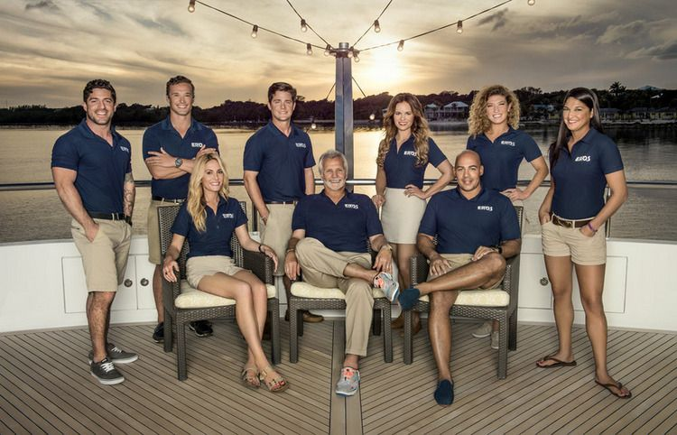 Below Deck Season 3 - Meet The Cast | Thiings to Know