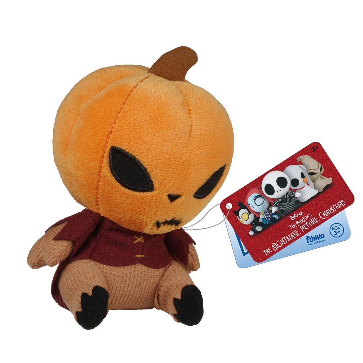 Cool Nightmare Before Christmas Gifts: This Is The Nightmare Before Christmas Mopeez Pumpkin King