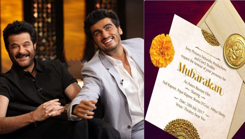 Image result for story of mubarakan