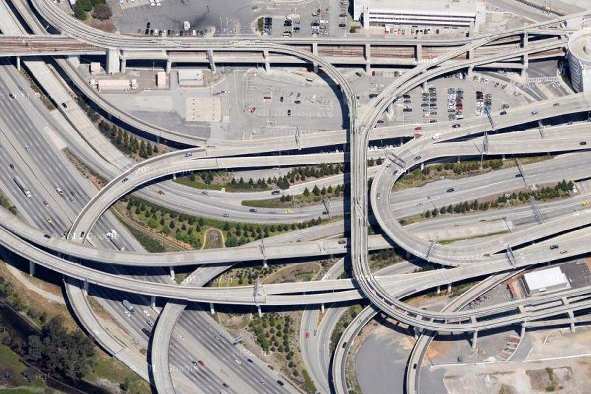 Highway interchange Phoenix AZ Google Search