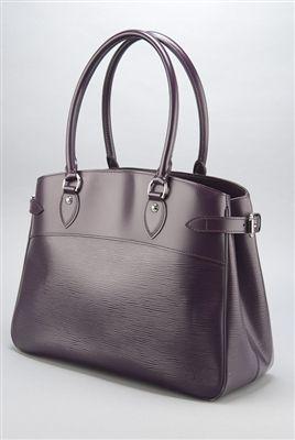shopRDR.com - 100% Authentic Guaranteed - Louis Vuitton Purple Epi Leather  Passy GM Bag 741c486923