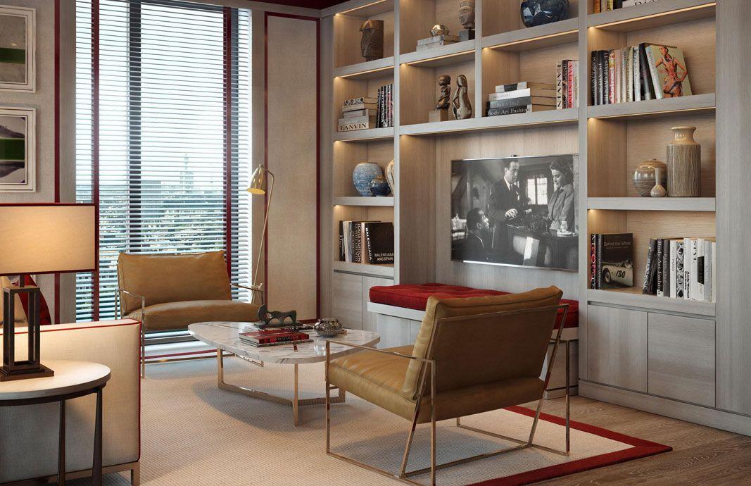 estudio luis bustamante idees pis Pinterest Salons, Living - interieur design studio luis bustamente