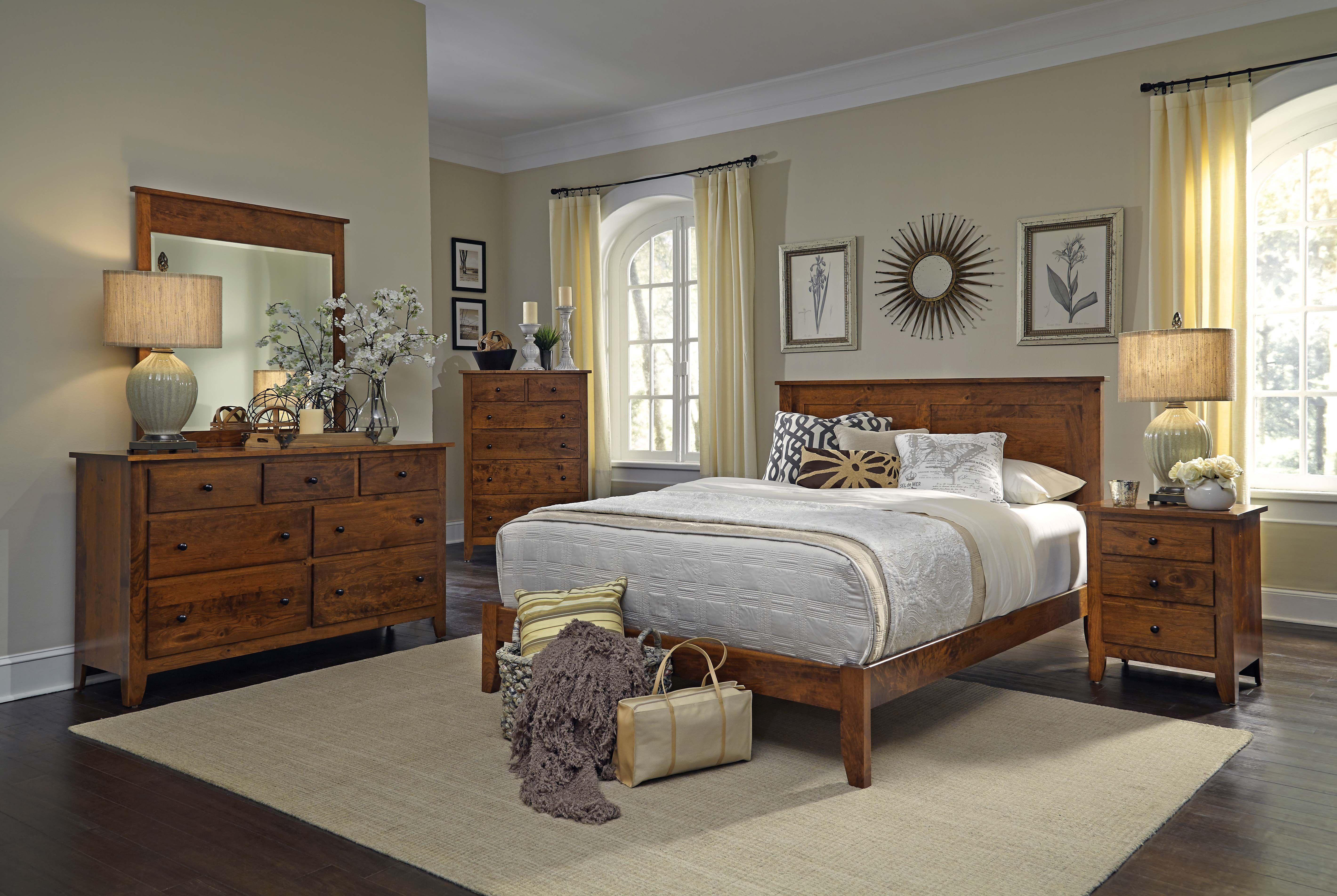 Bedroom Furniture Small Scale