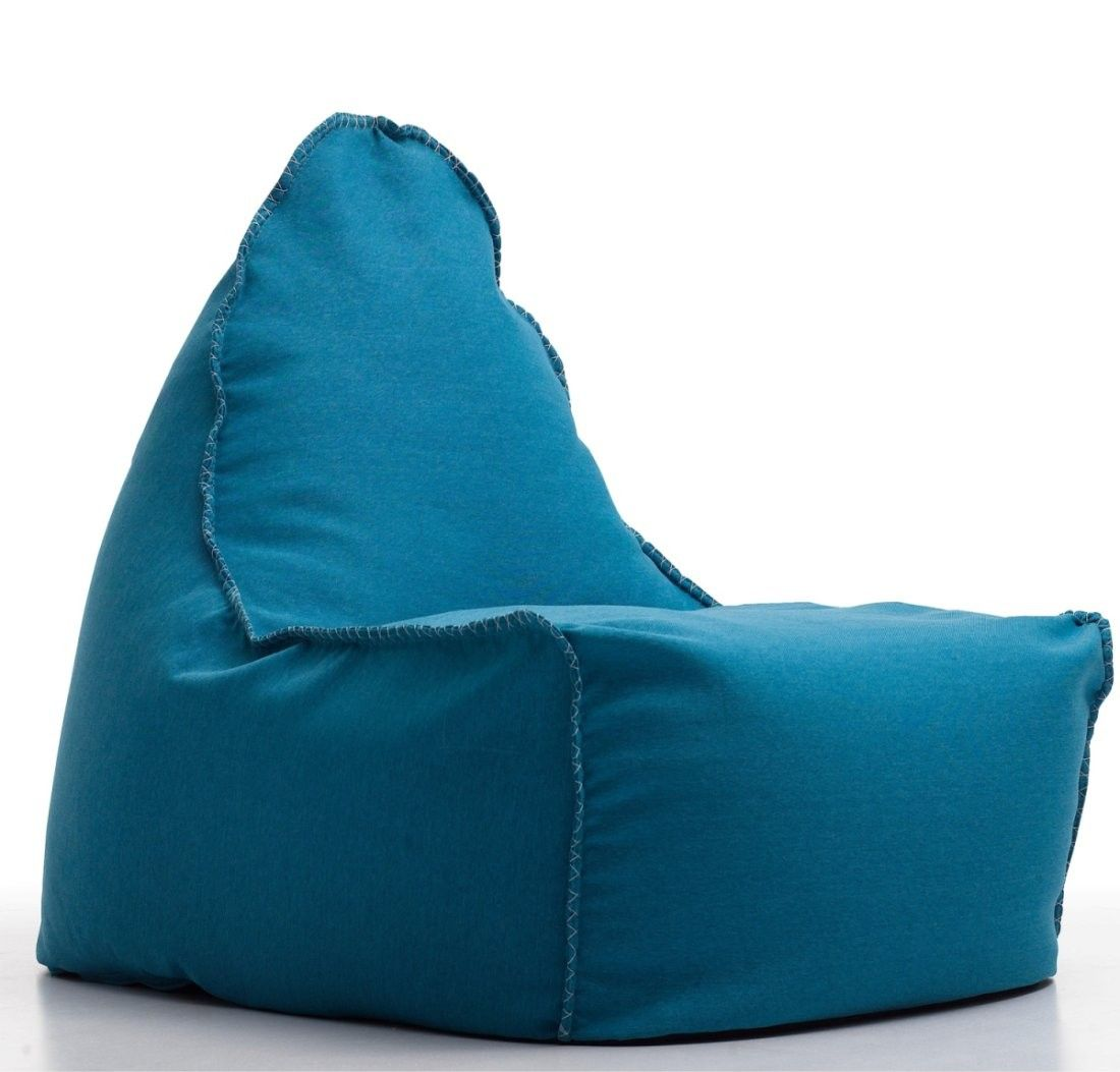 Surprising Disa L Shaped Bean Bag With Rope Hanger An Alternative To Caraccident5 Cool Chair Designs And Ideas Caraccident5Info