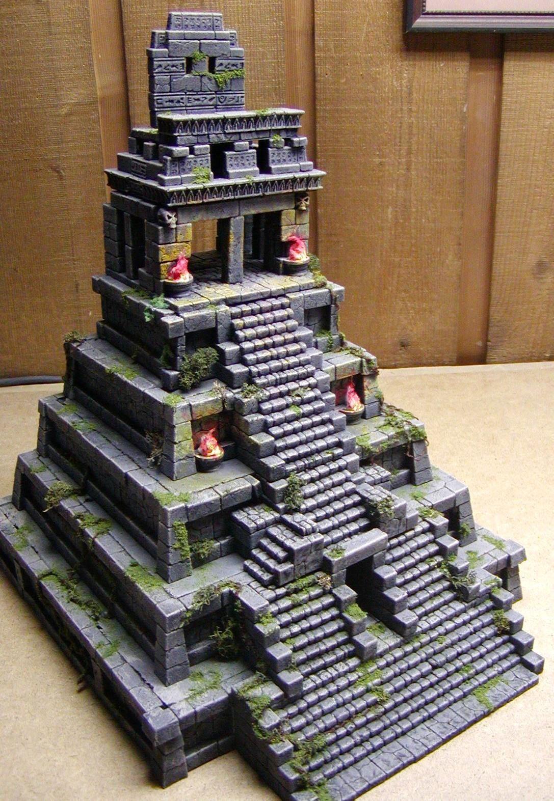 Ziggurat Zombies